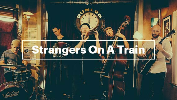Stangers On A Train