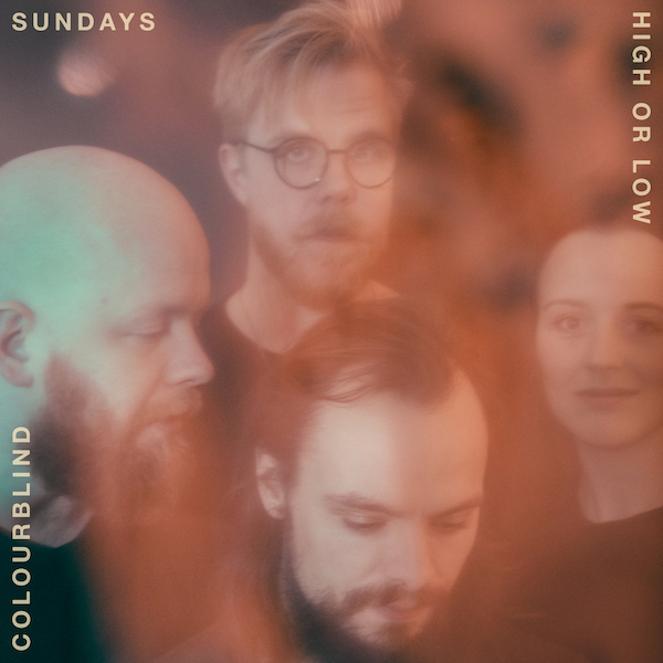SUNDAYS – Colourblind (artwork) 600×600