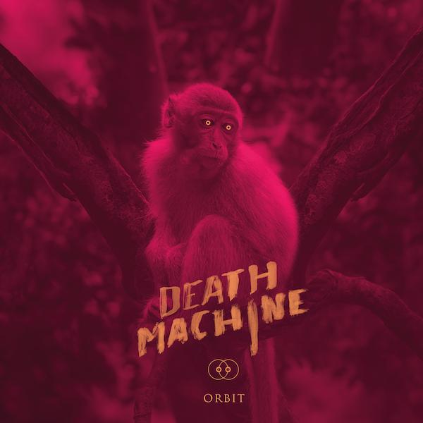 Death Machine - Orbit (artwork) 600x600