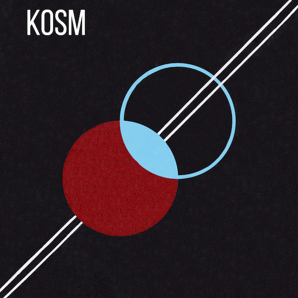 BYLJA - Kosm (Artwork) 600x600